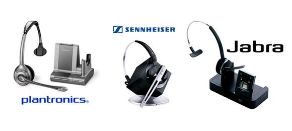 Headsets für schnurlose Telefone