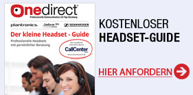 Headset-Guide anfordern