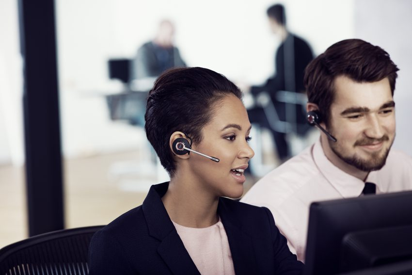 DECT Headset - Jabra Engage 75 Convertible