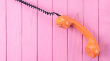 Keine Angst vor dem Telefonat