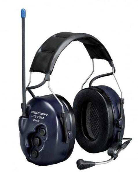 3M Peltor Litecom Hörschutz mit Funk